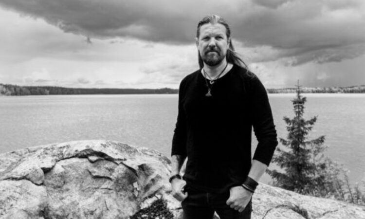 Silver Lake, i dettagli del primo album solista del chitarrista degli Amorphis