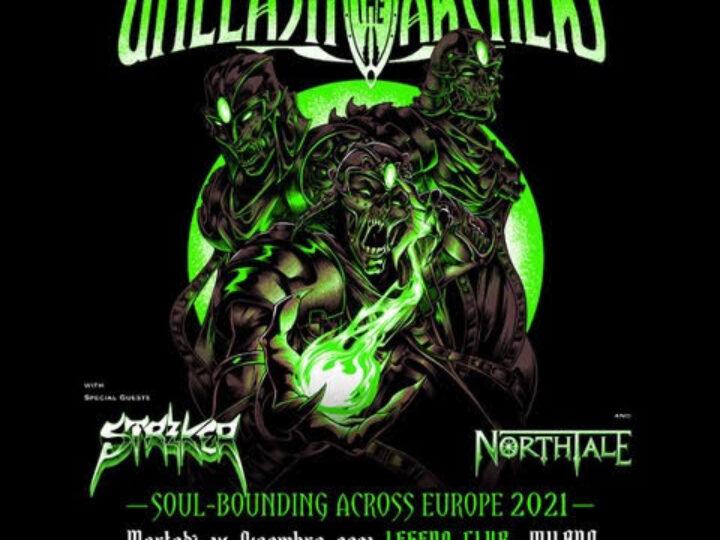Unleash The Archers + Striker + Northtale @ Legend Club – Milano , 14 dicembre 2021