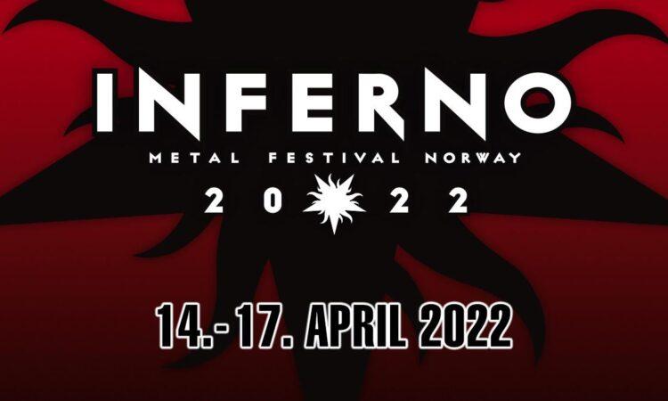 Inferno Metal Fest, tutto rimandato al 2022
