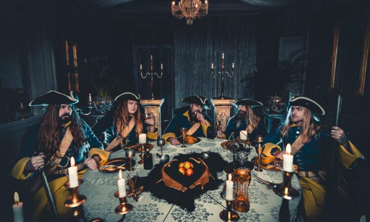 Sabaton, video del nuovo singolo 'Livgardet' e preordini aperti per 'The Royal Guard'