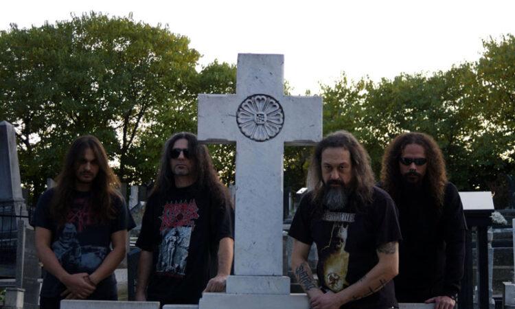 Scaffold, lyric video di 'Five Circles In Barbed Wire' in anteprima su Metal Hammer