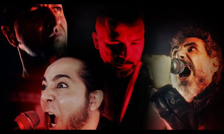 System Of A Down, video di 'Genocidal Humanoidz'