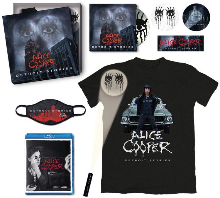 What's In The Box (1) – 'Detroit Stories' di Alice Cooper