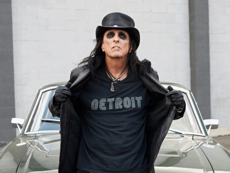 Alice Cooper – Detroit Rock City!