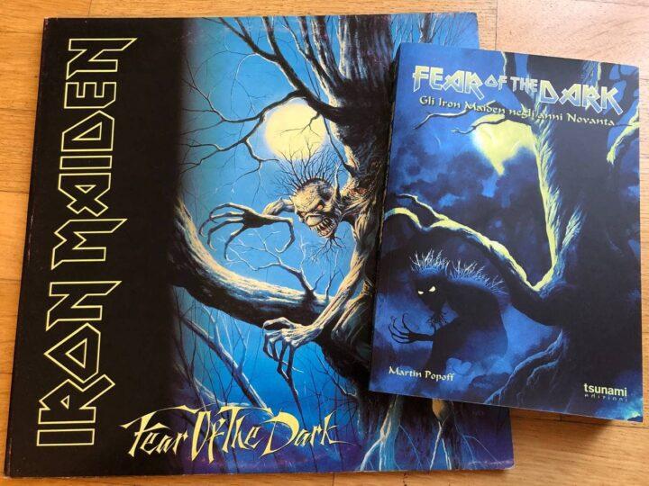 The Library (36) – Fear Of The Dark – Gli Iron Maiden Negli Anni Novanta