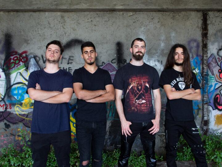 Mudblood, video di 'Vicious Circle' in anteprima su Metal Hammer