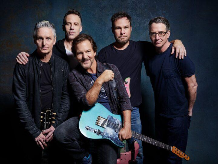 Pearl Jam, in arrivo la nuova biografia 'Not for You'