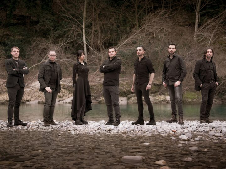 The Blacksmith Tales, debuttano con 'Dark Presence'