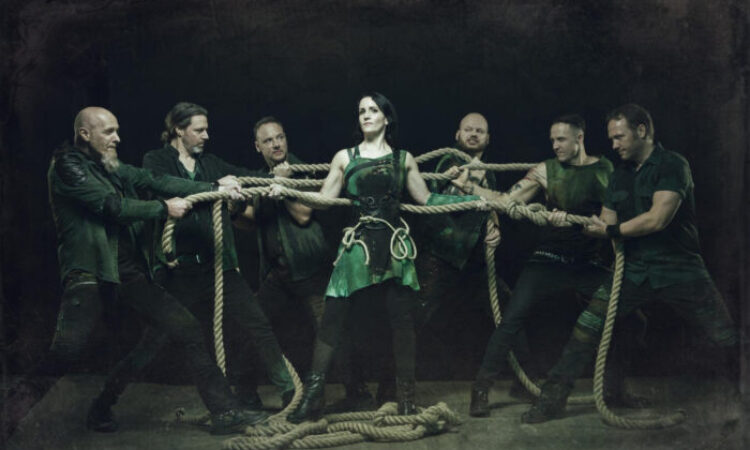 Van Canto, nuovo singolo 'Falling Down'