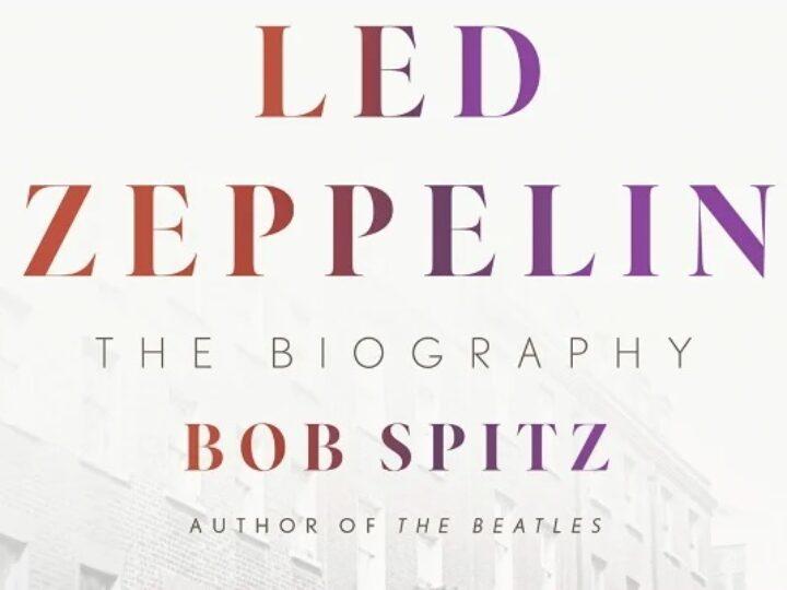 Led Zeppelin, a novembre la biografia scritta da Bob Spitz