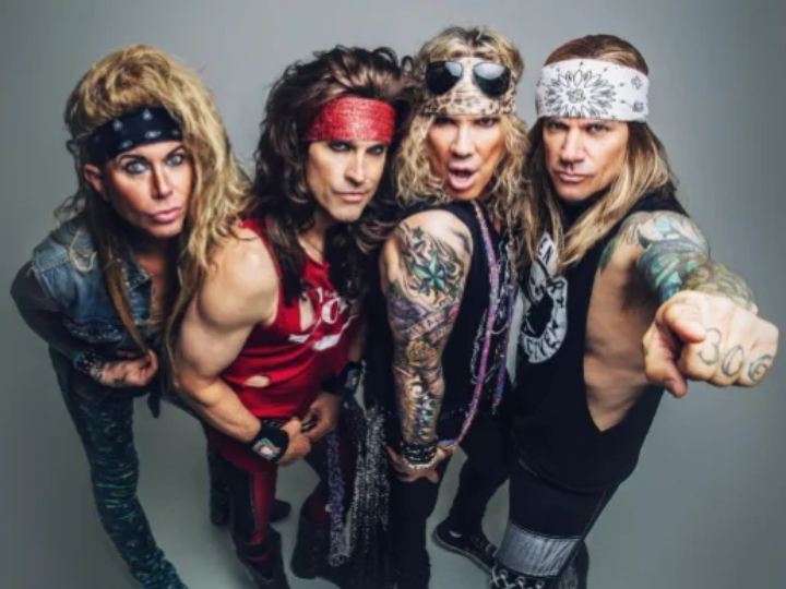 Steel Panther, la band annuncia il live streaming di 'Fans Come First'