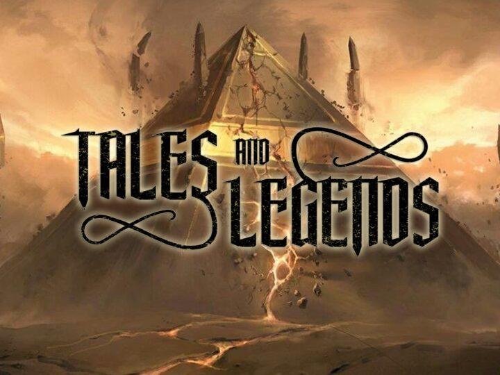 Tales And Legends, i dettagli di 'Struggle Of The Gods'