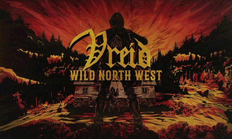 Vreid, domani lo stream di 'Wild North West' su Metal Hammer