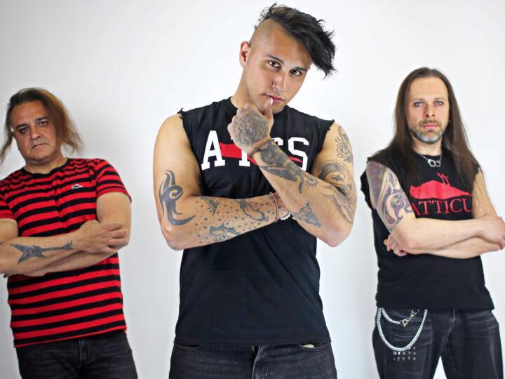 Black Violence, l'anteprima esclusiva di Metal Hammer per il nuovo singolo 'Lucifer's Day'