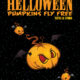 Tsunami Edizioni, in arrivo 'Pumpkins Fly Free' di Massimo Longoni