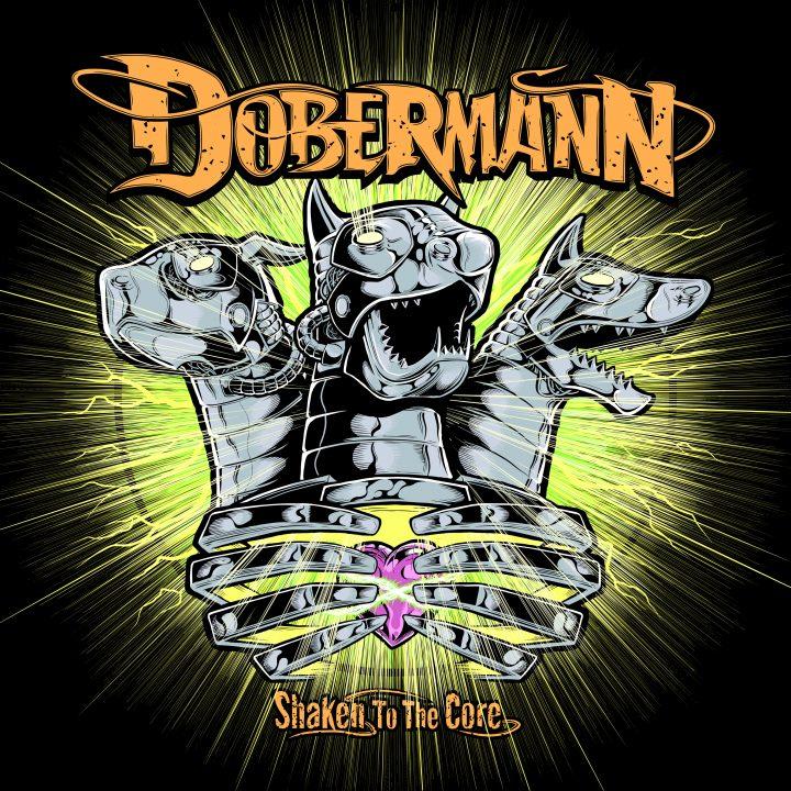 Dobermann – Shaken To The Core
