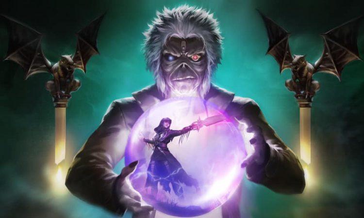 Iron Maiden, Cristina Scabbia  è un personaggio di 'Legacy Of The Beast'