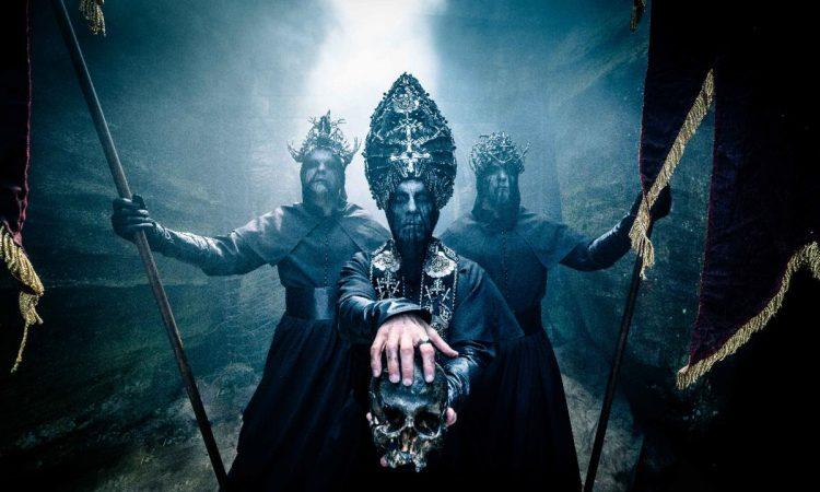 Behemoth, video di 'Shadows Ov Ea Cast Upon Golgotha'
