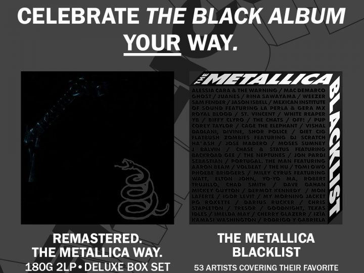 Metallica, doppio appuntamento a settembre