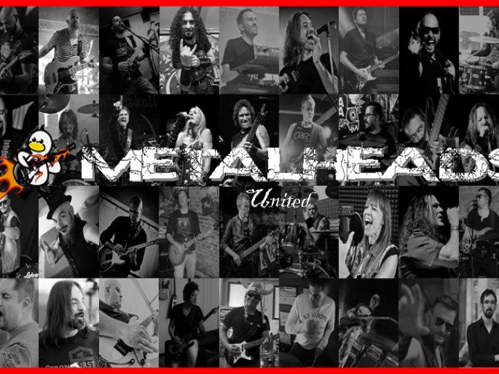 Metalheads United, 'Don't Stop Believin' suonata per beneficienza