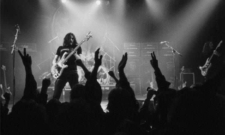 Motörhead, ascolta una versione live inedita di 'Stay Clean'