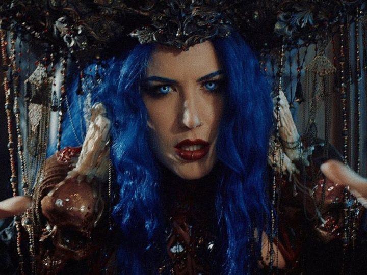 Powerwolf, video di 'Demons Are A Girl's Best Friend' con Alissa White-Gluz