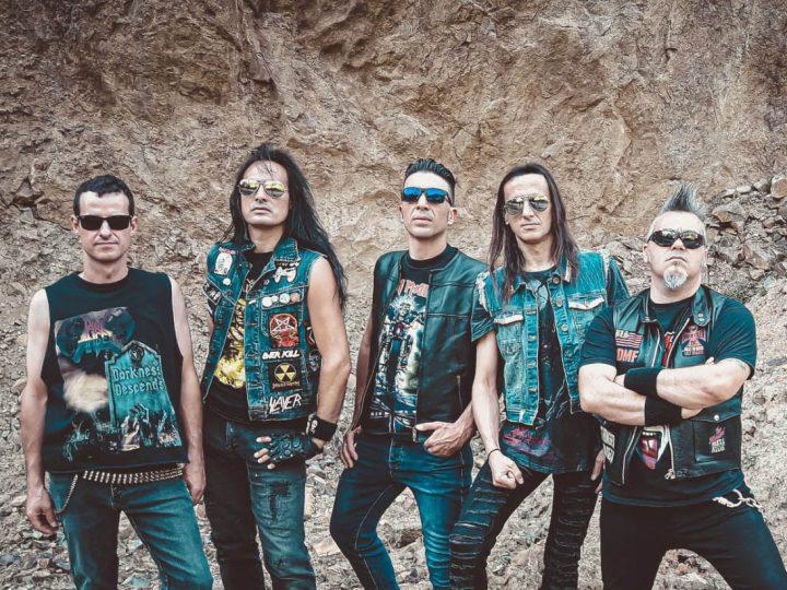 """Anguish Force, il lyric video della nuova 'Metal Disco Satellite"""""""