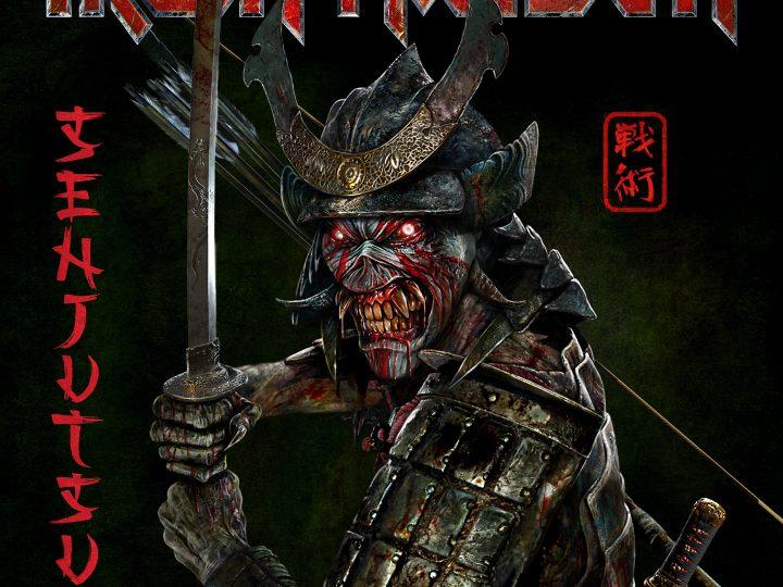 Iron Maiden, tutti i dettagli del nuovo disco 'Senjutsu'