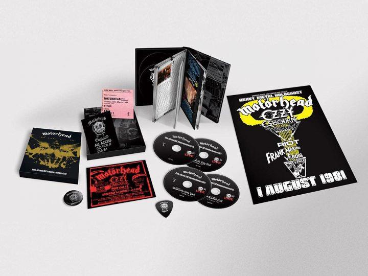 What's In The Box (3) – 'No Sleep 'Til Hammersmith' dei Motörhead