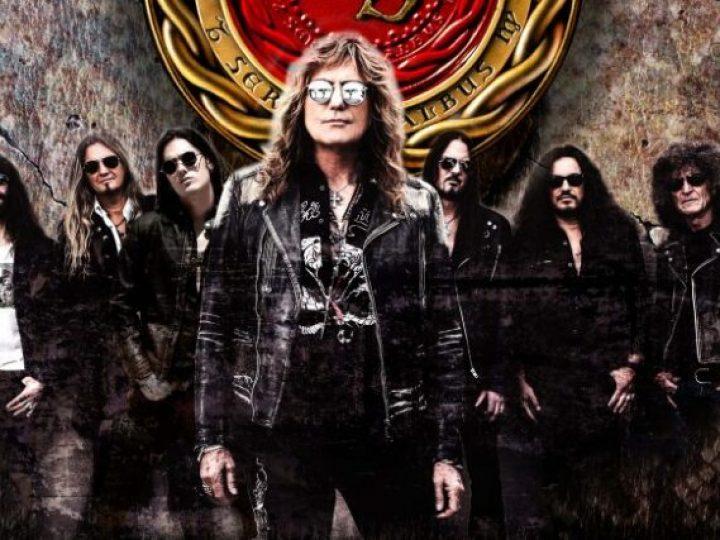 Whitesnake, rilasciato un nuovo video.