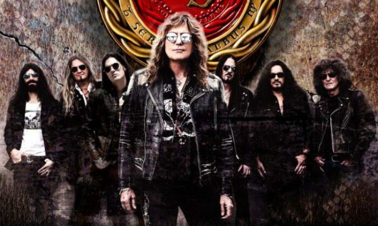 Whitesnake e Europe, una data insieme in Italia
