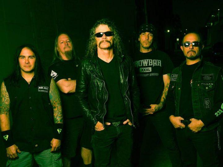 Overkill, ad ottobre un box con sei album