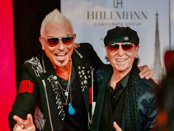 Scorpions, hanno avuto il premio 'European Culture Prize 2021'