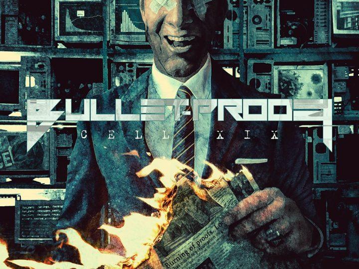 Bullet-proof, svelata la copertina