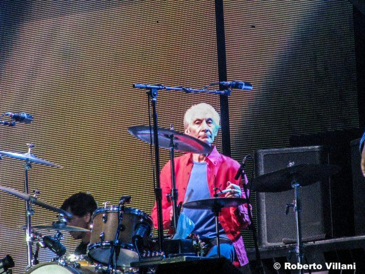 Rolling Stones, addio allo storico batterista Charlie Watts
