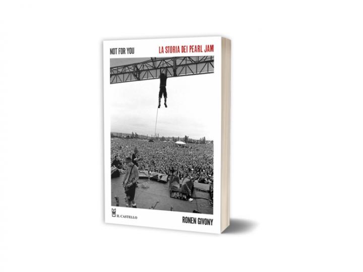 The Library – Leggi alcune pagine da 'Not for you. Pearl Jam tra passato e presente'