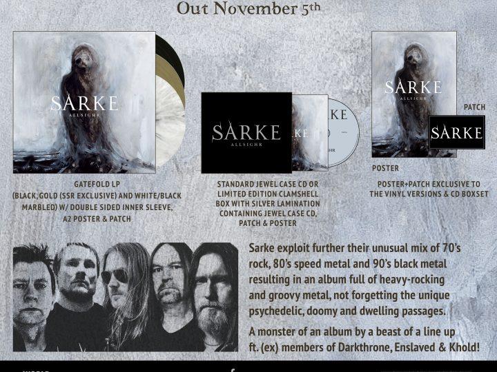 Sarke, pubblicato il nuovo singolo