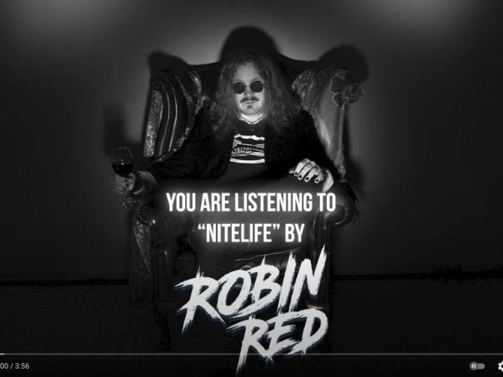 Robin Red, album di debutto in arrivo
