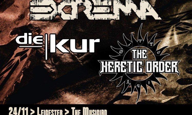 Extrema, a novembre live in Inghilterra