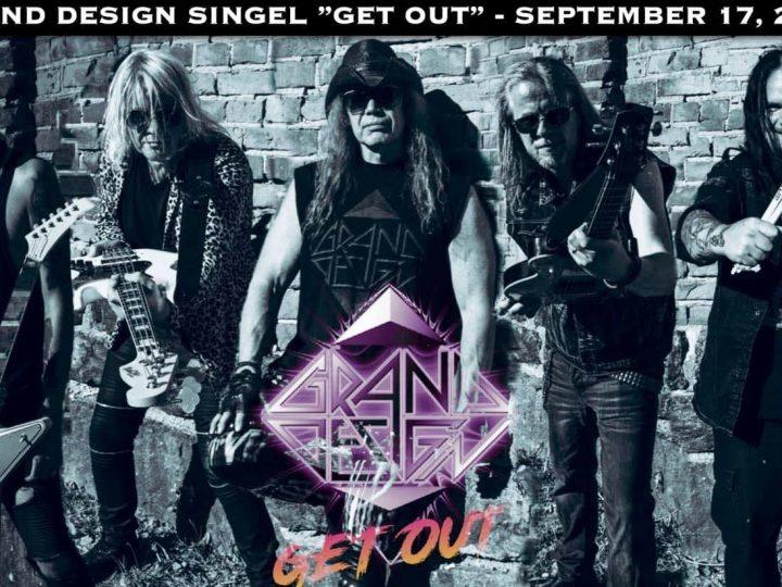 Grand Design, il primo singolo 'Get Out'
