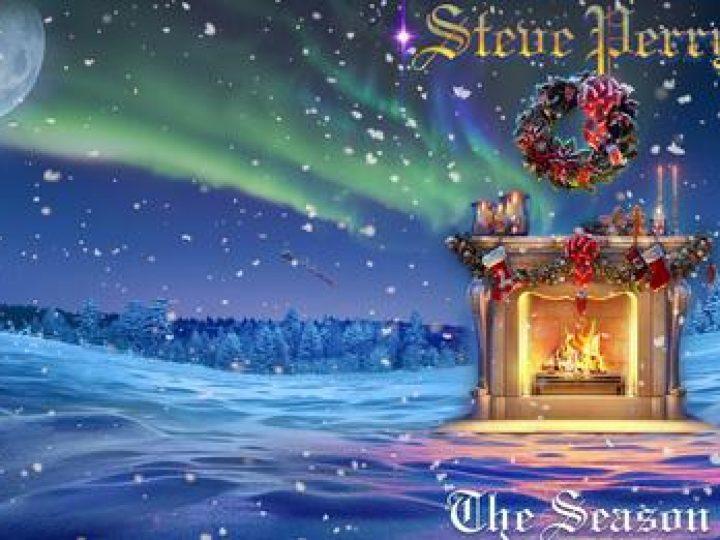 Steve Perry, in arrivo album natalizio